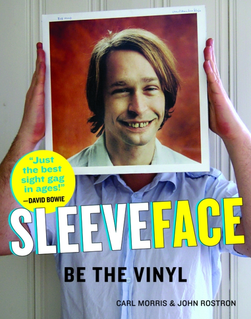 sleeveface the book